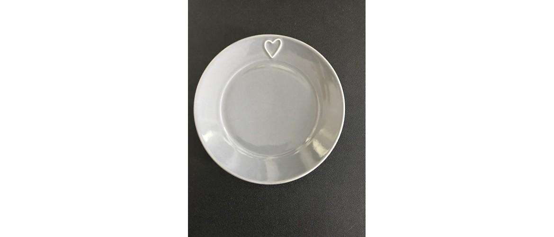 Ontbijt bordje Ø 21 cm